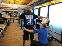 You can't expect a TSA agent to control themselves when you're teasing them like that.: RiPrVision  IT'S NOT GA  IF IT'S TSA You can't expect a TSA agent to control themselves when you're teasing them like that.