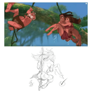 ripwitch:  c-bassmeow:GVKHBLVDE768FT7GOU Okay that's funny but you can see that Tarzan's feet are gripping the vine.  The physics of that scenario dont make sense tho. I still support the booty cheek clasping method since it makes the most structural and physical sense. He's too top heavy to be supported by his toes?? He'd fall downwards with Jane since gravity is a thing. Booty cheek clasp method cheek booty cheek clasp method BOOTY CHEEK CLASP METHOD : ripwitch:  c-bassmeow:GVKHBLVDE768FT7GOU Okay that's funny but you can see that Tarzan's feet are gripping the vine.  The physics of that scenario dont make sense tho. I still support the booty cheek clasping method since it makes the most structural and physical sense. He's too top heavy to be supported by his toes?? He'd fall downwards with Jane since gravity is a thing. Booty cheek clasp method cheek booty cheek clasp method BOOTY CHEEK CLASP METHOD