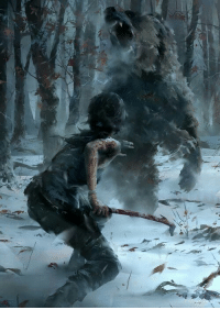 Rise of The Tomb Raider: Rise of The Tomb Raider