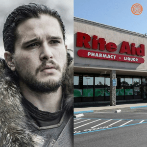 Whoa, we did NOT see this coming.: Rite Aid  PHARMACY LIQUOR Whoa, we did NOT see this coming.