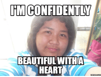 drooling: RMCONFIDENTLY  BEAUTIFUL WITHA  HEART  memes.com