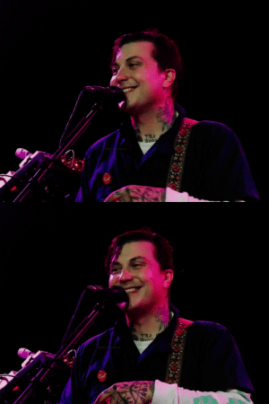 Future, Tumblr, and Blog: RO  PENCENGHOUL   PENCEYGHOUL penceyghoul: :)))  frank iero and the future violents @ amos southend.  6/18/19.  charlotte, nc. please don't use/repost without permission. (or if you decide to swipe them, at least credit me @penceyghoul​ thank u!)