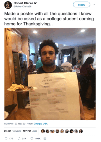 Home For Thanksgiving