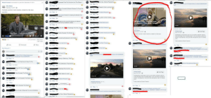 """Crazy, Facebook, and Hbo: Robert Foertsch commented on a post from December 10. 2017  Supposed Proof For Evolution And The Globe-  C VICE News  Research Moon Landing Hosx  News December 10. 2017 3  The Earth was fist in North Carolins, at least for s few days  (via HBO)  Have Compiled Suffcient Evidence To Prove We  Line Reply 2ow  VICE NewsThanks For Helping Me Expose The  _Earthis Not A Globe-0'  uke Reply 4w  Like Repy ly  Msterious Sunise Mind Blowing On Etenal  Ne Went to the First Flat Earth  Conference: VICE News Tonig  Perspective YouTube And My Facebook Cheers  LEike Reply 31w  843 5041  at Earth Research  72.022 Views  VICE News  December 10, 2017  583.834 Viw  Like Reply ty  e Reply ly  Infinite Earth  Like Page  Reality Exposes The Global Lie.  Flat Earth Science and the Bible  Apnil 24. 2017  Well, helloit doesn't fly out  toilet because water seeks i  e Earth was flat in North Carolina, at least for a few days  Like Reply y  INCREDIBLE FOOTAGE THIS IS FLAT EARTH PROOF WATCH  THIS AND SEE FOR YOURSELVES!l YOU CAN SEE CLOUDS IN  FRONT AND BEHIND THE SUNI WE ARE BEING LIED TOE WAKE  Like Reply ty  240  Flat Earth  1.2K Comments 1,000 Shares  20M Views  Like Reply ty  Lie Reply ty  Like-Reply  Video posied by Robert Foertsch  YouTubeTRUTH  Fiat Esrth Podeast t  Like Reply 19w  Like Reply y  Like Reply  Most Relevant  Infinite Earth  https:wwww.facebook.comiphoto php?  set a.10208083271296980.1073741932  LEe Reply ty  0:43 And 2:331  Like Reply y  Like Reply 40w Edted  https:0www.facebook.comiphoto.php?  obertFoertsch MDece ved? YouTubeTRUTH  foid 102115538077383728set-piofp. 1115182894.10200940198559  Like Reply y  Like Raply ty  he Truth May Sound Crazy To The  The Celebrabon Of ignorance  Eternsl Perspectives Eble.com  !  Like Reply ly Edted  Like Reply y  05:24  Where Will You Live Etamally  83.034 Views  uke Reply ty Edted  Like Reply ty  Infinite Earth  April 24, 2017  Like Page  Water Exposes The Globsl Lie.  Water Seeks  it's Level.""""  uike Reply ty """