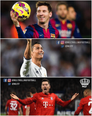 Robert Lewandowski joins Cristiano Ronaldo & Lionel Messi as the only players to score 40+ goals in 5 consecutive seasons in the 21st century.  Elite company. 😍👏🔥 https://t.co/Jl3T9Nsm8Z: Robert Lewandowski joins Cristiano Ronaldo & Lionel Messi as the only players to score 40+ goals in 5 consecutive seasons in the 21st century.  Elite company. 😍👏🔥 https://t.co/Jl3T9Nsm8Z