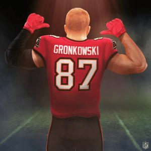 .@RobGronkowski in the NFC South. 😳 @Buccaneers  Full 2020 NFL Schedule Release, Thursday 8pm ET on @NFLNetwork. https://t.co/75FrCJXc1Z: .@RobGronkowski in the NFC South. 😳 @Buccaneers  Full 2020 NFL Schedule Release, Thursday 8pm ET on @NFLNetwork. https://t.co/75FrCJXc1Z
