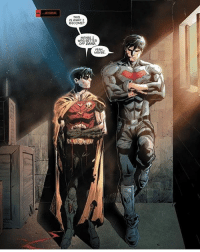 Batman, Memes, and Yeah: ROBIN.  THIS  I  BECOME  MAYBE I  WAS BETTER  OFF DEAD.  YEAH...  MAYBE. Jason Todd is honestly one of the coolest DC characters. I NEED to see him in the DCEU.🔥 jasontodd redhood robin batman thebatman batmanvsuperman brucewayne dickgrayson nightwing redrobin timdrake damianwayne justiceleague dc dceu dccomics dcrebirth
