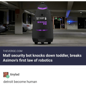 robots are scary: robots are scary