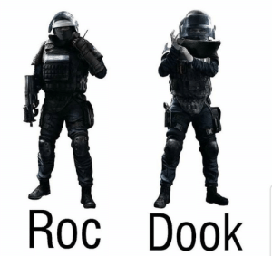 Roc and dook guys: Roc and dook guys