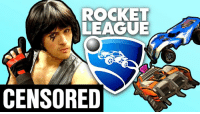 IF VIDEO GAMES WERE REAL 5!: ROCKET  LEAGUE  CENSORED IF VIDEO GAMES WERE REAL 5!
