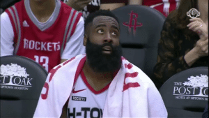 😂 James Harden found out he was 2 PTS away from setting a career high.   He scored 61 twice last season.    https://t.co/kzHWaUoGHs: ROCKETS  TOAK  THE  POST  UPTOWN HOUSTON  HOTEL AT UPTOWN H  ROCKETS  H-TO 😂 James Harden found out he was 2 PTS away from setting a career high.   He scored 61 twice last season.    https://t.co/kzHWaUoGHs