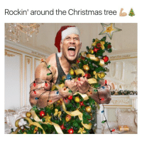 This is perfection. Wish @therock a merry Christmas on his most recent post, and tell him Tank sent ya (@adam.the.creator): Rockin' around the Christmas tree  adam the creator This is perfection. Wish @therock a merry Christmas on his most recent post, and tell him Tank sent ya (@adam.the.creator)