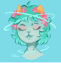 Target, Tumblr, and Blog: rOdia r0dia:  Nepeta request for @shitty-personalityFeel free to use as an icon