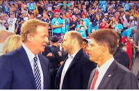 Roger Goodell currently getting disrespected out of his mind #ThoseShirts: Roger Goodell currently getting disrespected out of his mind #ThoseShirts