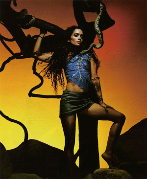 roguetraders: Lisa Bonet for Vibe Magazine (2000). Photography by Dah Len: roguetraders: Lisa Bonet for Vibe Magazine (2000). Photography by Dah Len