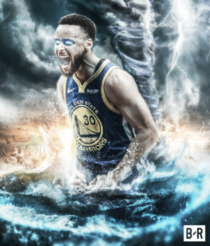 Warriors, The Warriors, and Lead: Rokuten  EN STA  30  B-R Steph drops 36 and the Warriors take a 3-0 lead