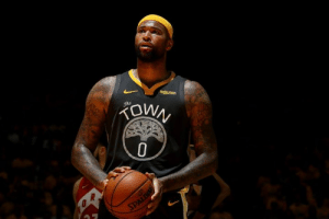 An arrest warrant has been issued for DeMarcus Cousins on a domestic violence charge, per A.J. Perez: Rokuten  FOWN  Jhe  SPALDING An arrest warrant has been issued for DeMarcus Cousins on a domestic violence charge, per A.J. Perez