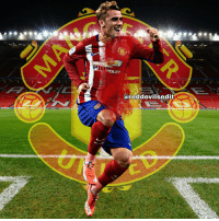 Memes, Premier League, and Taxes: ROLET  areddevilsedit Manchester United's relentless pursuit of Atletico Madrid star Antoine Griezmann has gathered pace after details emerged of the contract on offer to the striker if he decides to move to the Premier League. . 🔽The Sun🔼 claims that the Atletico Madrid star would be in line to pick up the same weekly salary - around £220,000-a-week - that compatriot Paul Pogba currently earns at Old Trafford, as well as similar bonuses including image rights payments and tax-free loyalty bonuses.