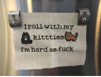 Memes, 🤖, and Card Games: roll with my  kitttiestny  Im hard as fuck Thanks Luke Gabelman! 40% off Card Games! http://trailerparkboysgames.com/ Use code 40-off.