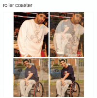 I used to wear a fake cast every time I went to @sixflags - works every time lol (@drgrayfang @champagnepapi): roller coaster  drarayfan I used to wear a fake cast every time I went to @sixflags - works every time lol (@drgrayfang @champagnepapi)