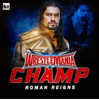 Roman Reigns defeats Triple H to become the new @wwe champion! wrestlemania32: ROMAN REIGNS Roman Reigns defeats Triple H to become the new @wwe champion! wrestlemania32