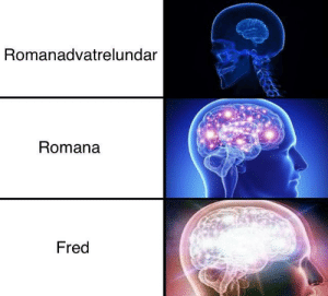 Tumblr, Blog, and Com: Romanadvatrelundar  Romana  Fred scifiseries:  IT'S TOO LONG