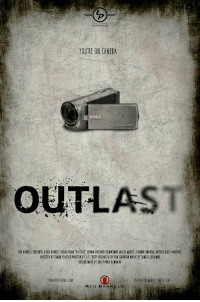 OutLast👻👻😱😱: ROMANINI  YOU'RE ON CAMERA  HD  8.  OUTLAST  RED BARRELS PRESENTS A RED BARRELS PRODUCTION OUTLAST SHAWN BAICHOO CHIMWEMWE MILLER MARCEL JEANNIN ANDREAS APERGIS ALEX IVANOVICI  DIRECIED BY SIMON PEACOCK WRITTEN BYJT. PETY PRODUCED BY SAN GIRARDIN MUSIC BY SAMUEL LELAMME  POSTER WADE BY LUIZ PAULO ROMANINI  REDBARREISGAMES.COM  eLUZRAULOROMANINI TUMBLR.COM  尺ED BARRE LS | OutLast👻👻😱😱