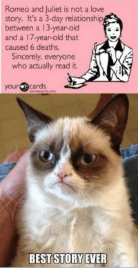 Best story ever! -________-