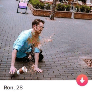 MeIRL and Ron: Ron, 28 meirl
