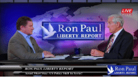 The CIA Is Contradictory To A Free Society: Ron Paul  LIBERTY REPORT  RON PAUL LIBERTY REPORT  Assad Must tay  US Policy Shift In Syria  LIVE  INE  Ron Paul  LIBERTY REPORT The CIA Is Contradictory To A Free Society