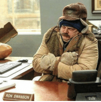 Me, today. headcold sinusinfection sick freezing ronswanson nickofferman parksandrec parksandrecreation: RON SWANSON Me, today. headcold sinusinfection sick freezing ronswanson nickofferman parksandrec parksandrecreation