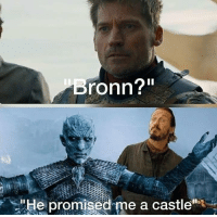 "Memes, 🤖, and Castle: ronn?""  ""He prom  d me a cast!c"" All he wanted was his castle 😂 https://t.co/SMghs47IUm"