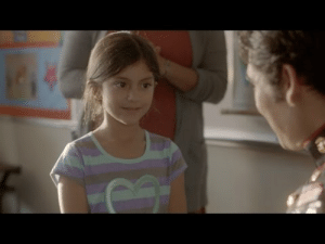 """Children, Clock, and Dad: room-where-it-happens:  vox:  This heartbreaking ad reminds us what the 2016 election is really aboutOn Wednesday, Joss Whedon's Save The Day PAC released my favorite ad of the 2016 campaign season. Titled """"Verdict"""" and available in both English and Spanish, the two-minute long ad depicts a day in the life of a Hispanic family interspersed with television and radio commentary about the pace of voter turnout — low overall but high in some areas. At the end, the news is ready to announce the winner and a little girl asks her dad, """"Papi, can we stay?""""It doesn't mention either candidate or party and is ostensibly simply part of a campaign to encourage people to vote, but anyone with half a brain sees it as a heartstrings-tugging piece of advocacy for Hillary Clinton. It had me in tears.The ad spoke to me, personally, in a way nothing else I've seen this campaign season did for two big reasons.The first is that it highlights the reality of working-class people of color, who have often been erased from discourse around the economic anxiety of Trump supporters and the multi-millionaire son of a multi-millionaire's blue color appeal. Here's an alarm clock set for 4 am, a man opening a store, a maid cleaning a kitchen, a cook making a living in a taco truck, etc. They're not relaxing with their soy lattes after yoga. There are millions of people like them in the United States, and their votes are crucial to the election.The other is that even though the past few months of the campaign have not really had a policy focus, the ad is a reminder that there is very much a policy core to Trump's campaign.There are millions of people Trump is promising to deport from the United States, and he's premised those deportations on the idea that certain kinds of immigrants are inherently criminal. Meanwhile, Clinton is promising to let stay in the United States. And those millions have millions more in children, spouses, siblings, cousins, friends, and colleagues """