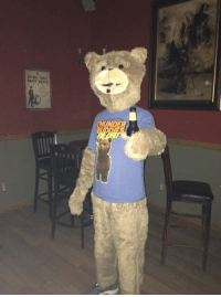 Thunder Buddies For Life!: ROOT BEER  UNDER Thunder Buddies For Life!