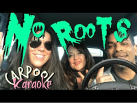 youtube.com, Karaoke, and Amazing: ROOTS  lhir  Karaoke S Amazing   Carpool Karaoke cover of No Roots by Alice Merton for the Youtube cover series Pick Up  Play by Canadian rock band Across The Board.