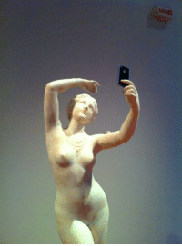 "rosalarian:  stem-cell:  nortonism:  The thing about this is that sculptures like these in art history were for the male gaze. Photoshop a phone to it and suddenly she's seen as vain and conceited. That's why I'm 100% for selfie culture because apparently men can gawk at women but when we realize how beautiful we are we're suddenly full of ourselves…  ""You painted a naked woman because you enjoyed looking at her, put a mirror in her hand and you called the painting ""Vanity,"" thus morally condemning the woman whose nakedness you had depicted for you own pleasure."" ― John Berger, Ways of Seeing  I know I've reblogged this before but it's so important. : rosalarian:  stem-cell:  nortonism:  The thing about this is that sculptures like these in art history were for the male gaze. Photoshop a phone to it and suddenly she's seen as vain and conceited. That's why I'm 100% for selfie culture because apparently men can gawk at women but when we realize how beautiful we are we're suddenly full of ourselves…  ""You painted a naked woman because you enjoyed looking at her, put a mirror in her hand and you called the painting ""Vanity,"" thus morally condemning the woman whose nakedness you had depicted for you own pleasure."" ― John Berger, Ways of Seeing  I know I've reblogged this before but it's so important."