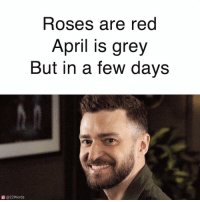April Is Grey