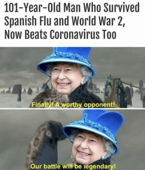 Roses are red Violets are blue 101 year old man who survived ww2 and Spanish flu, now overcomes corona virus too: Roses are red Violets are blue 101 year old man who survived ww2 and Spanish flu, now overcomes corona virus too