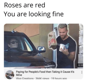 Mr Beast is shaking by arham_sarawgi MORE MEMES: Roses are red  You are looking fine  12:22  Paying for People's Food then Taking it Cause It's  Usys Mine  Vloa Creations 366K views 19 hours ago Mr Beast is shaking by arham_sarawgi MORE MEMES