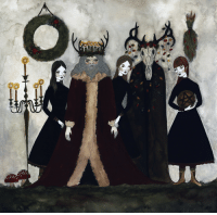 rosewitchery:A Very Peculiar Christmas: rosewitchery:A Very Peculiar Christmas