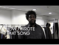 "<p><a href=""https://www.youtube.com/watch?v=MfKFcyi1lzk"" target=""_blank"">WEB EXCLUSIVE:</a> Questlove talks about the meaning behind the title of new Roots album &ldquo;&hellip;And Then You Shoot Your Cousin&rdquo; and how the tracks fit into the album as a whole.</p>: ROTE  AT SONG <p><a href=""https://www.youtube.com/watch?v=MfKFcyi1lzk"" target=""_blank"">WEB EXCLUSIVE:</a> Questlove talks about the meaning behind the title of new Roots album &ldquo;&hellip;And Then You Shoot Your Cousin&rdquo; and how the tracks fit into the album as a whole.</p>"