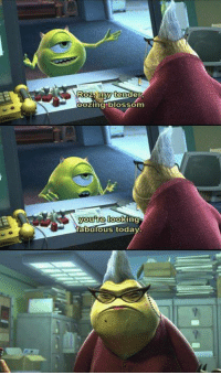Memes, Monster, and Monsters Inc: Roz my tender  oozing blossom  you re looking  fabulous today Monsters, Inc.