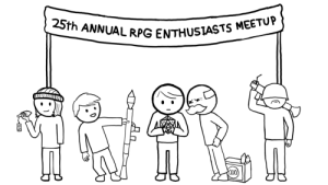 omg-images:  [OC] RPG enthusiasts: RPG ENTHUSIASTS MEETUP omg-images:  [OC] RPG enthusiasts