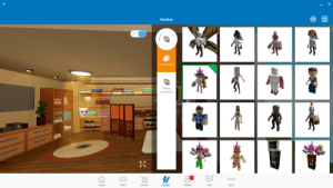 Friends, Avatar, and Chat: RS  Avatar  R6 R15  My Costumes  Preset  Costumes  FRIENDS  НOME  CATALOG  AVATAR  CHAT  OU well f roblox has died