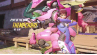 D.VA PLAY OF THE GAME (GONE WRONG) (GONE SEXUAL): RS  facebook.com/abs D.VA PLAY OF THE GAME (GONE WRONG) (GONE SEXUAL)