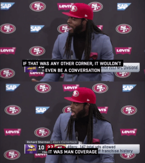 .@RSherman_25 has a message for anyone who doubts him. 🗣  @49ers | #GoNiners https://t.co/kOH9RjWhxY: .@RSherman_25 has a message for anyone who doubts him. 🗣  @49ers | #GoNiners https://t.co/kOH9RjWhxY