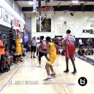 RT @Ballislife: Mikey Williams is ranked #3 in ESPN's class of 2023 rankings.. Thoughts? https://t.co/5yTD8zspeO: RT @Ballislife: Mikey Williams is ranked #3 in ESPN's class of 2023 rankings.. Thoughts? https://t.co/5yTD8zspeO