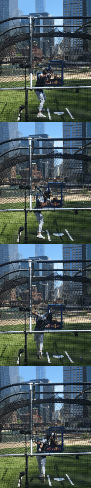 Run, For, and Kris Bryant: RT @BaseballBros: Kris Bryant's swing is ready for a playoff run https://t.co/IQjVeqkfCO