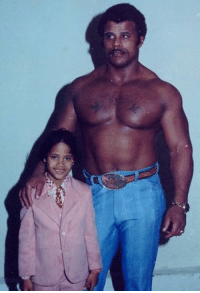 "RT @BehindScenesPic: Dwayne ""The Rock"" Johnson and his father Rocky Johnson, 1981 https://t.co/VUajeEb5L5: RT @BehindScenesPic: Dwayne ""The Rock"" Johnson and his father Rocky Johnson, 1981 https://t.co/VUajeEb5L5"