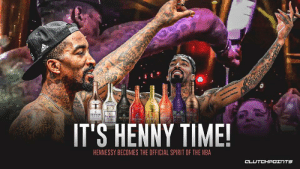 RT @ClutchPointsNBA: A dream come true for the Henny God 💯  #hennessy #jrsmith https://t.co/kf2j07arNn: RT @ClutchPointsNBA: A dream come true for the Henny God 💯  #hennessy #jrsmith https://t.co/kf2j07arNn